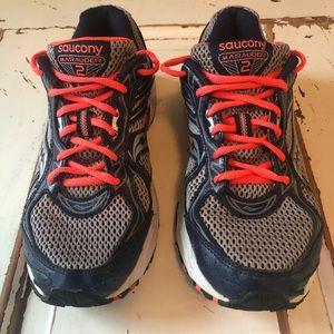 Saucony Shoes - Saucony Marauder 2 Woman's Sneakers